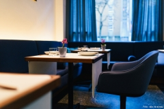 Tim Raue: Minimalistische Atmosphäre im Kreuzberger Restaurant