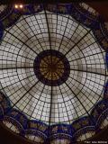Glaskuppel im Hotel Adlon