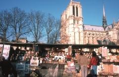 Berühmt: die Pariser Bouquinisten