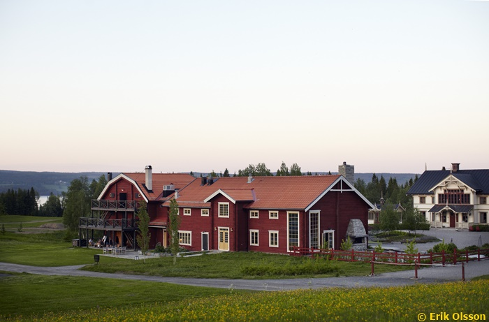 Herrlich gelegen: das Restaurant Fäviken Magasinet in Jämtland/Schweden