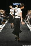 Ballett-Tänzerinnen umrahmten die Show von Marc Cain