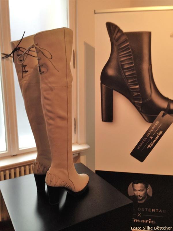 marcel ostertags schuhkollektion mit tamaris my little luxury. Black Bedroom Furniture Sets. Home Design Ideas