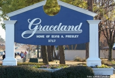 Top-Attraktion in Memphis: Graceland