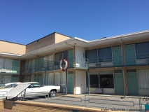 Das Lorraine Motel, in dem Martin Luther King ermordet wurde
