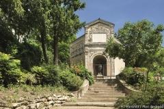 Blickfang: Das Château d'eau de Montmartre, ein einstiger Wasserspeicher