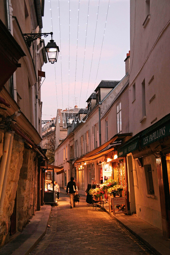 Paris - Rue-Mouffetard