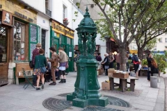 Paris - Buchhandlung Shakespeare & Company
