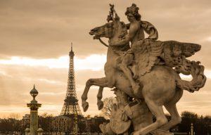 Auszeit in Paris: Eiffelturm