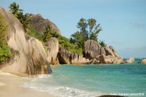 Seychellen La Digue Anse Source d'Argent