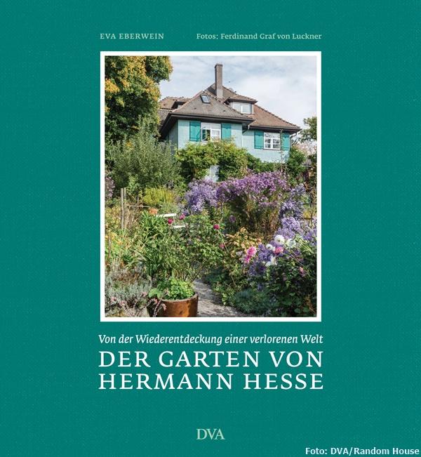 Hermann Hesse, Garten, Buchcover