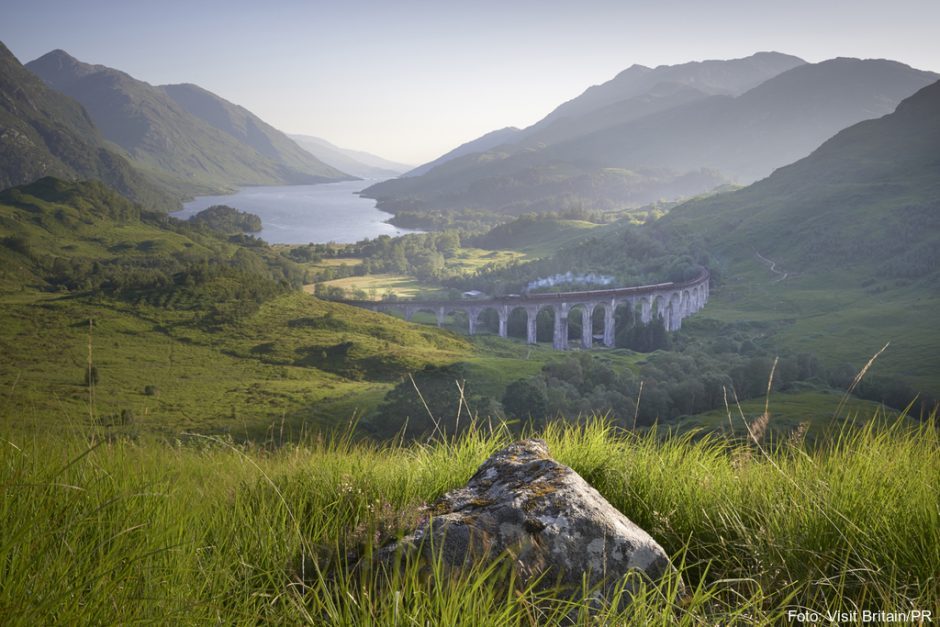 Harry-Potter-Drehorte, Glenfinnan