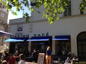 Café Eiskimo in Berlin-Lichterfelde-West