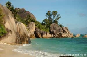 Anse Source d'Argent auf La Digue