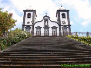 Kirche Nossa Senhora do Monte auf Madeira