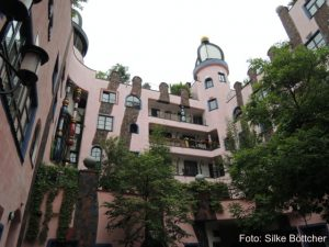 Hundertwasser-Haus Magdeburg