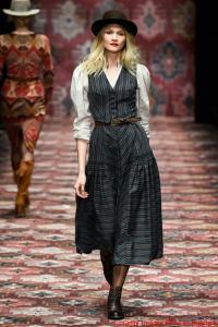 Cowgirl-Kleid bei Lena Hoschek