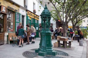 Paris-Buchhandlung Shakespeare & Company