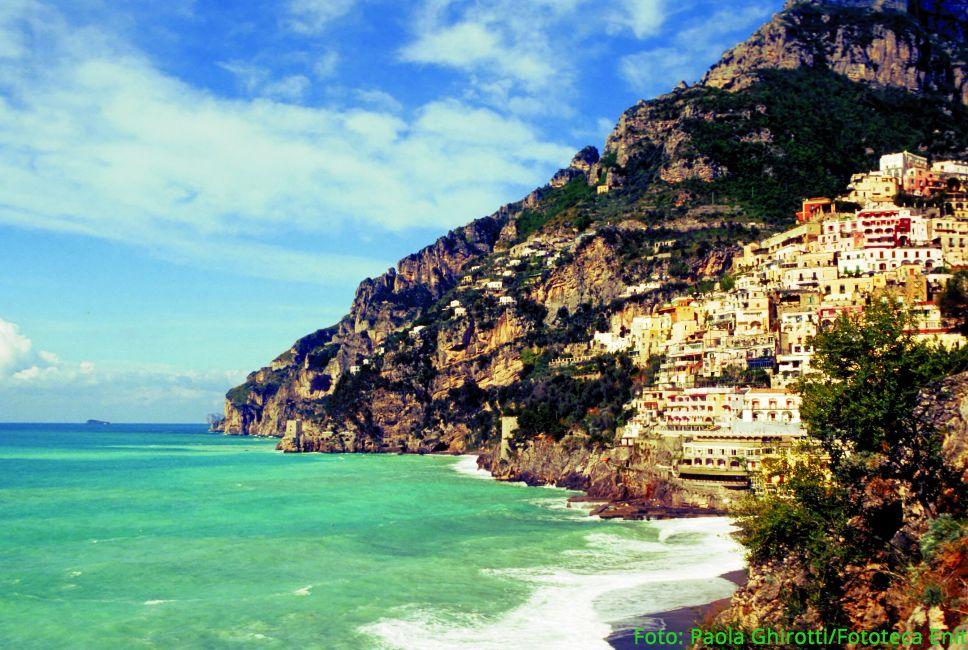 Traumhaft: die Amalfiküste