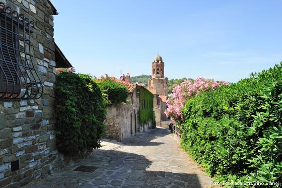 Wunderschöner Ort in der Toskana: Castiglione della Pescaia
