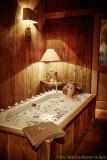 Im Hotel Bleiche kann man Bademenüs genießen