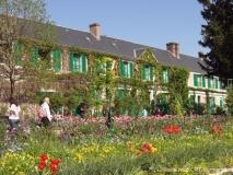 Monets Haus im Garten von Giverny Foto: L. Recouvrot - CRT Normandie