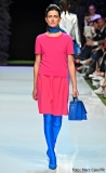 Blau zu Pink - Kontraste bei Marc Cain