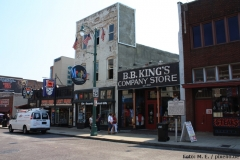 B. B. King's Company Store in Memphis