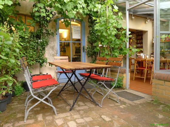 Leckere Auszeit im Hofcafé bei Mutter Fourage