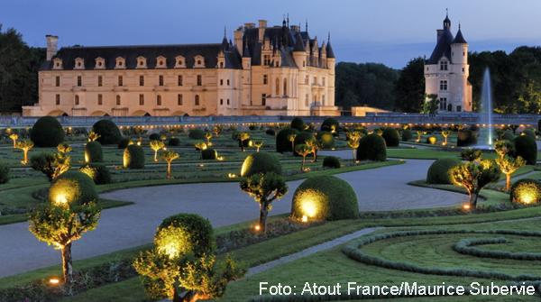 Prachtvolle Schlösser und wilde Natur an der Loire