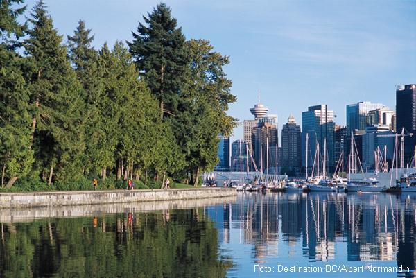 Vancouver – Multikulti-Stadt mit viel Natur