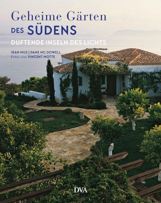 """Cover """"Geheime Gärten des Südens"""""""