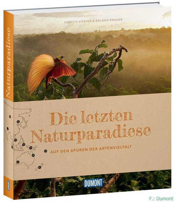 """Großartiger Bildband über """"Die letzten Naturparadiese"""""""