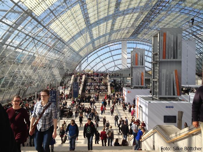 Leipziger Buchmesse: Helden, Schlangen und der Traum vom eigenen Buch