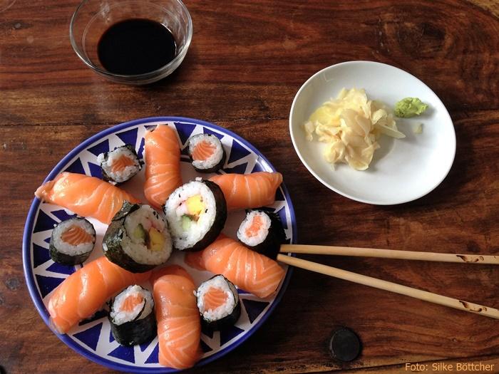 Sushi – leckere Häppchen für Genießer