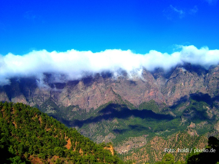 La Palma: Auf Schlängelstraßen bis zum Himmel