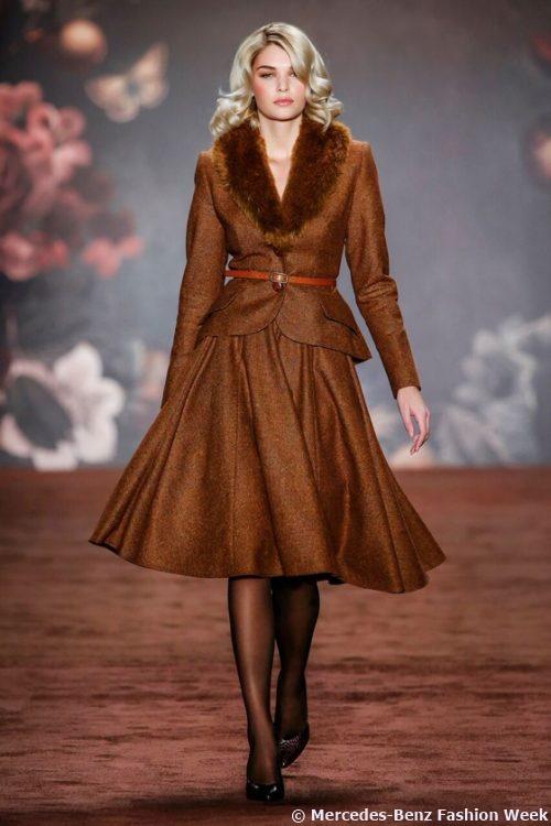 Lena Hoschek: Miss Marple und der Brit-Style