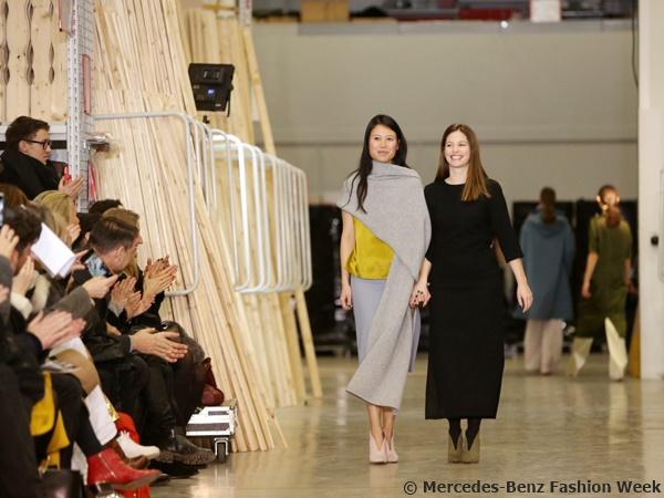 Perret Schaad: Mode im Baumarkt