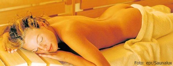 Genuss mit heißer Luft: die Sauna
