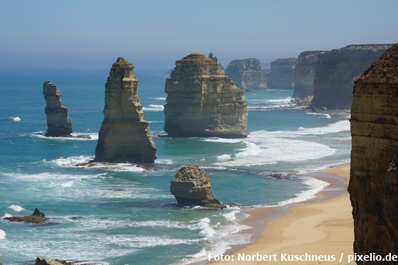 Australiens Traumroute: die Great Ocean Road