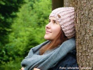 Entspannen in der Natur