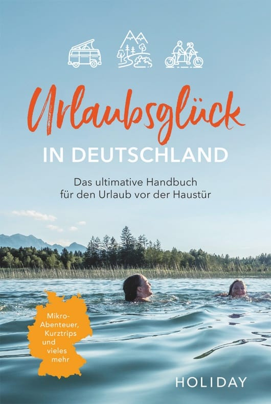 Urlaubsglück in Deutschland