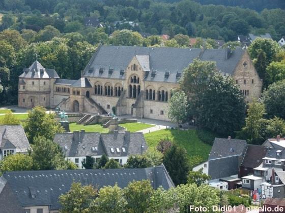 Besuch beim Dukatenscheißer in Goslar