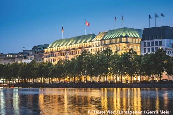 Ausgezeichnet! Das sind die besten Hotels Deutschlands
