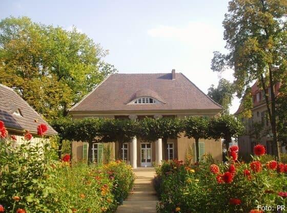 Liebermann-Villa: Besuch im Schloss am See