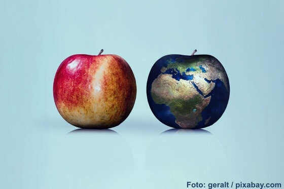 Earth Day 2021: Jeder Bissen zählt